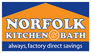 Norfolk Kitchen & Bath | always, factory direct savings