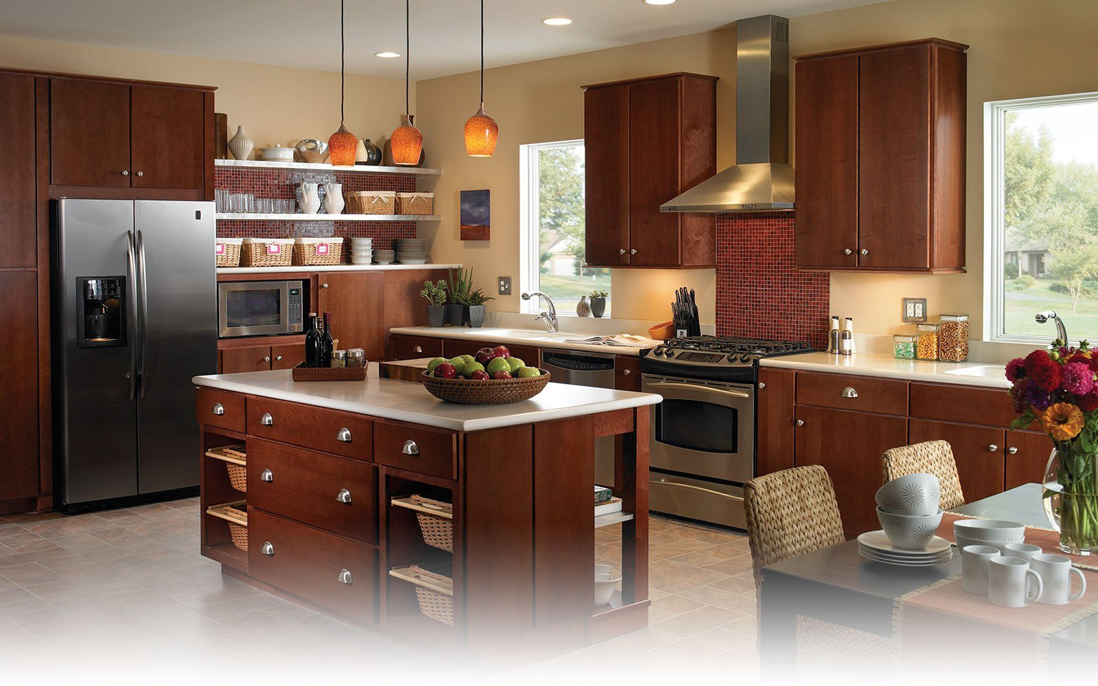 Kitchen Cabinets And Kitchen Remodeling