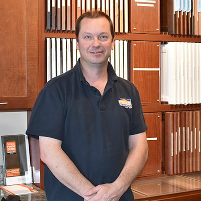 Nashua Kitchen and Bath Builder Sales Dave