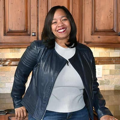 Malaika Minor, a Norfolk Kitchen & Bath designer in Boston, MA