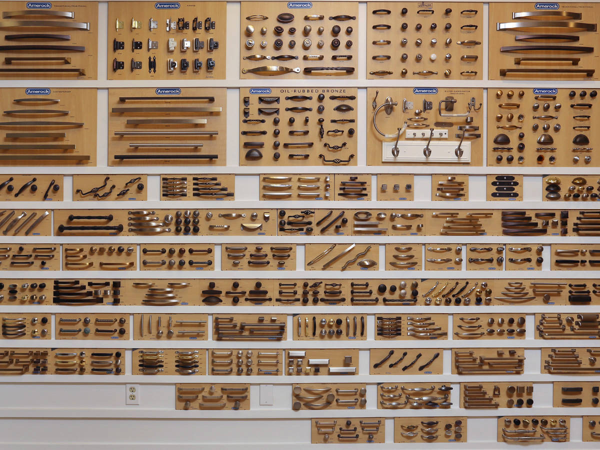 Commercial Cabinet Hardware