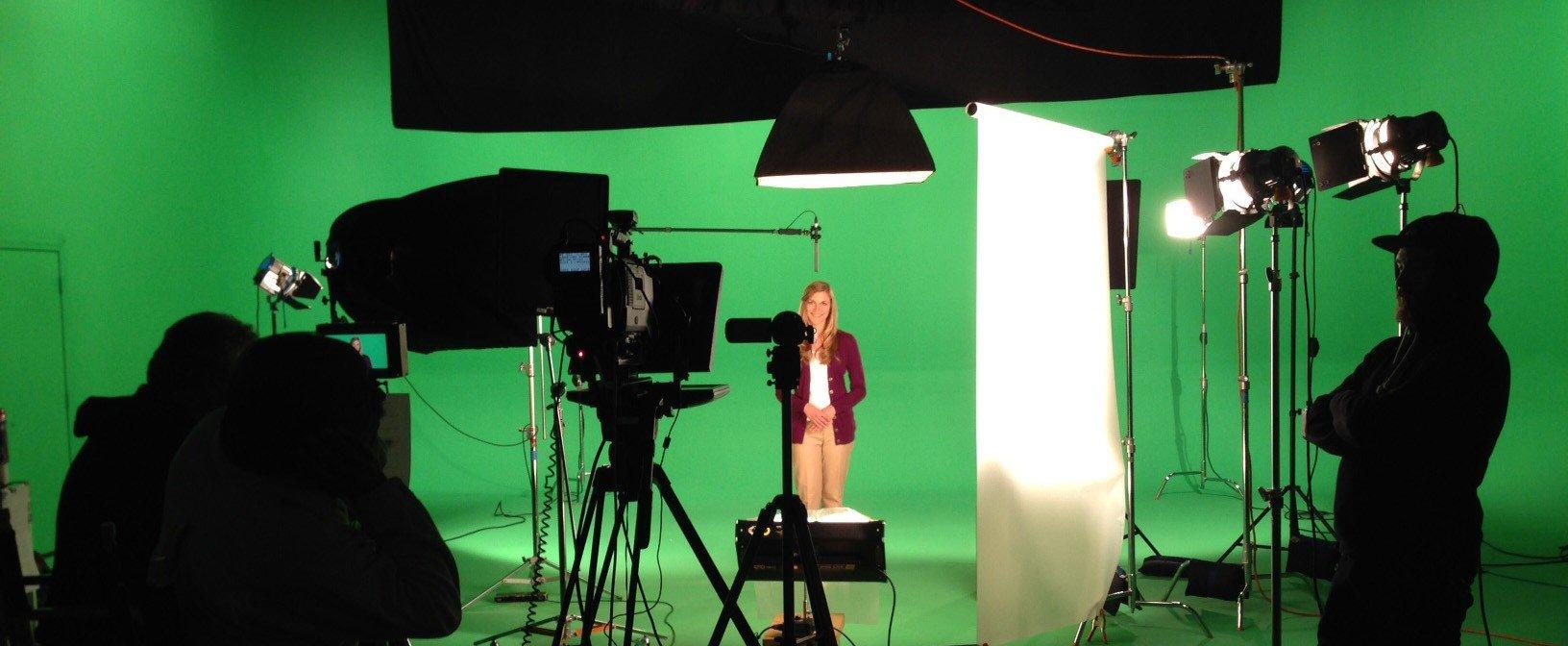 filming NKB tv commercials