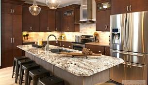 Showplace Oak Kitchens