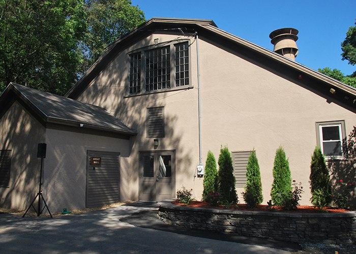 exterior after renovation