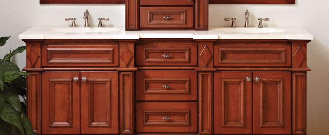 Better bath cabinets by bertch for Bertch kitchen cabinets