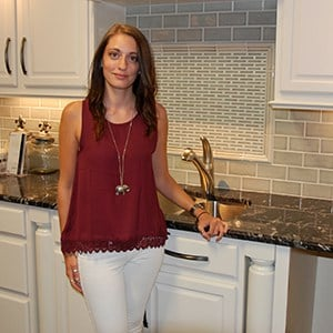 Mariah Marceau Kitchen and bath designer