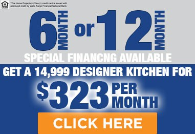 Kitchen and Bath Financing