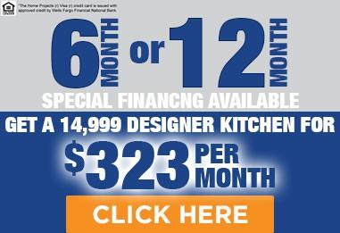Kitchen and Bath Financing