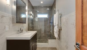 Modern Bath Remodel