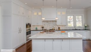 Kitchen Remodel in Needham, MA