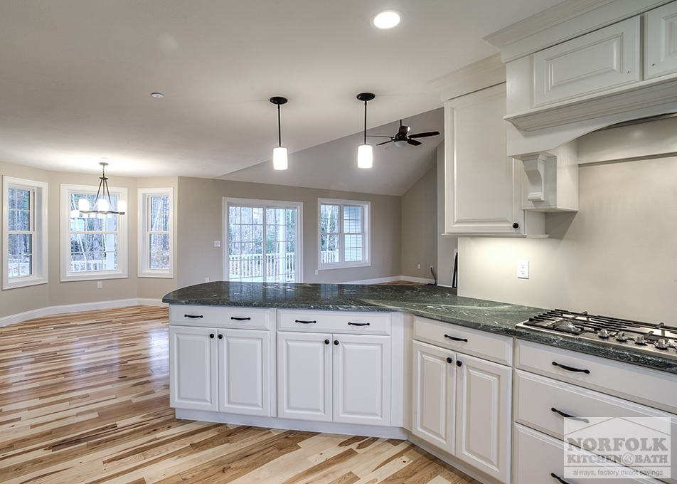 New Kitchen Design In Gilford Nh Norfolk Kitchen Bath