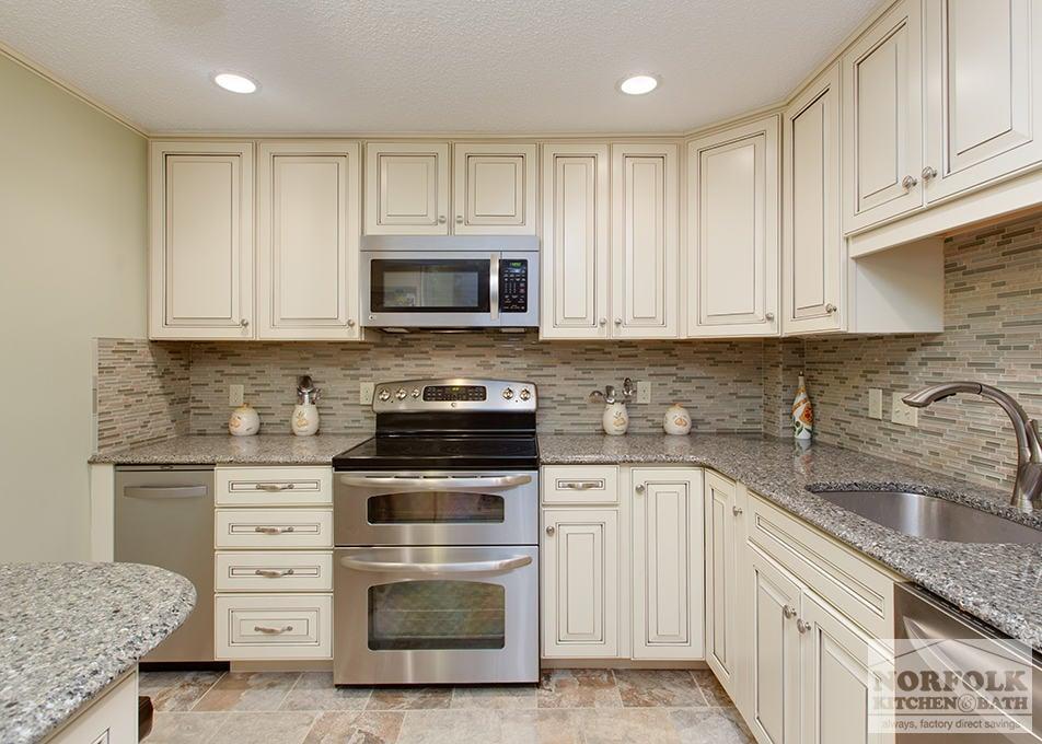 Condo Kitchen Remodel In Medford Ma