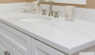White Bath Remodels in Medford, MA