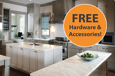 Free Hardware and Accessories