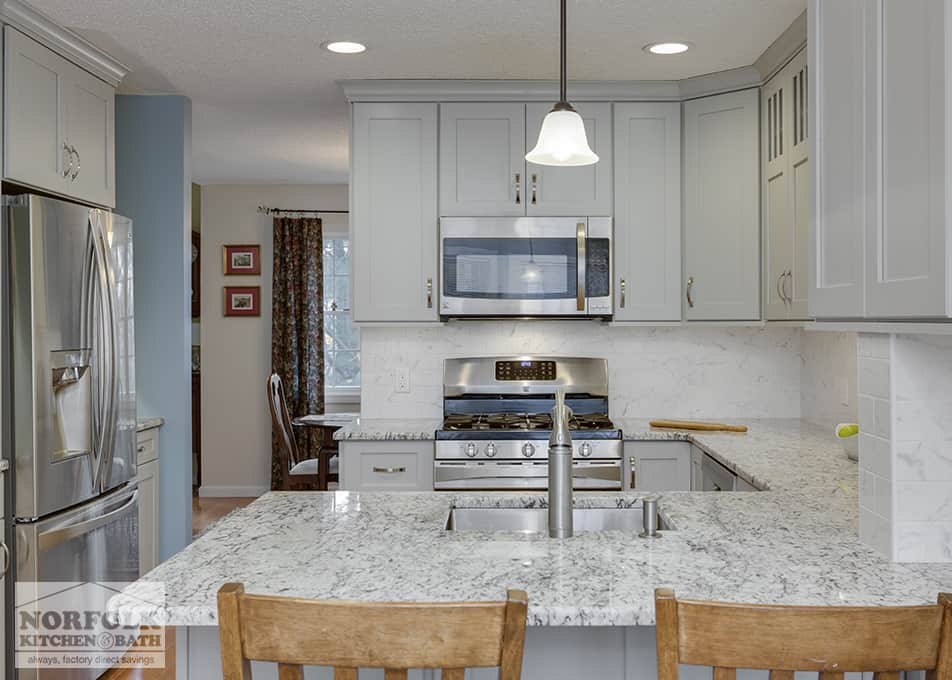 Kitchen G Shape Remodelers With Images