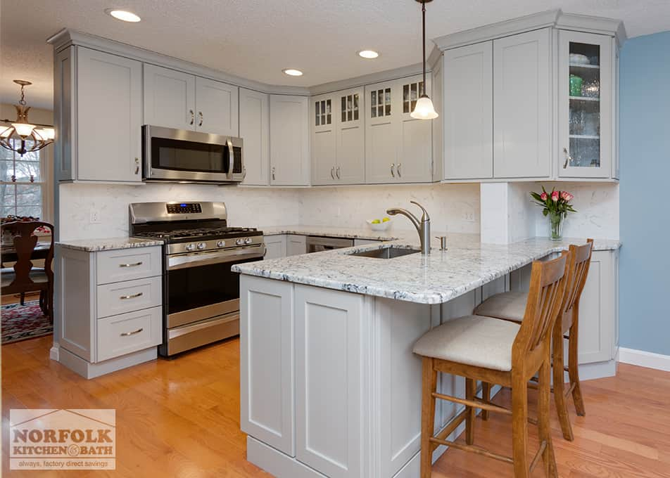 Kitchen Cabinets Burlington Ma