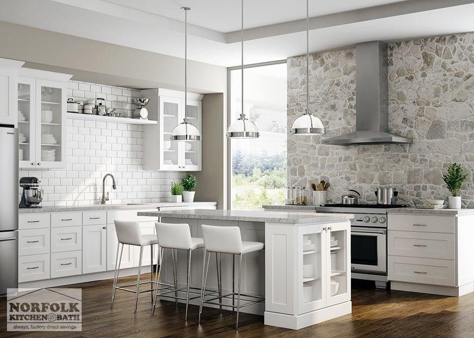 JSI Norwich Designer Kitchen