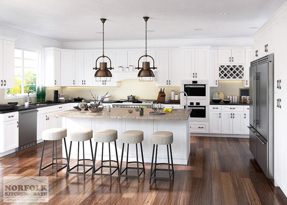 Perfect JSI Norwich Designer Kitchen