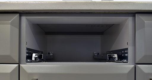 Frameless Cabinet Drawer