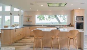 Full-Access EVO Kitchen In Natural Finish
