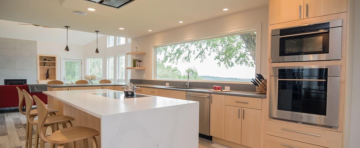 EVO kitchen cabinets