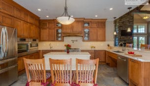 Showplace ADA Compliant Kitchen Design