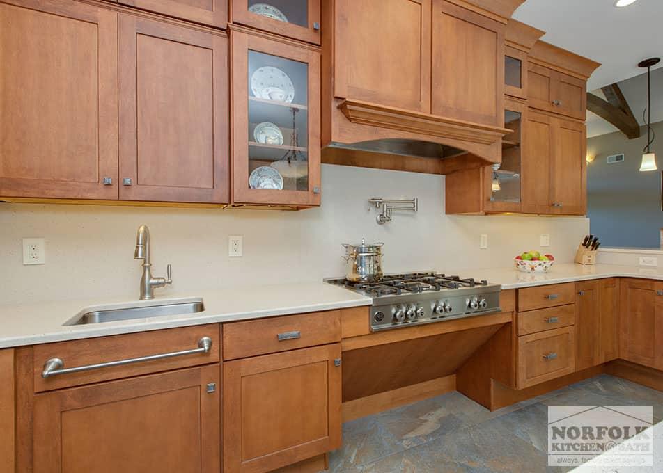 Incorporating Universal Design Into Your New Kitchen Norfolk Kitchen Bath