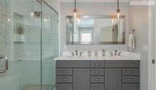 Echelon Bathrooms/Laundry Room