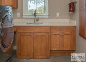 ADA compliant sink base cabinet