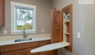 Showplace ADA Laundry Room/Mudroom