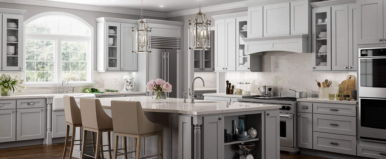 JSI good kitchen cabinets norwich