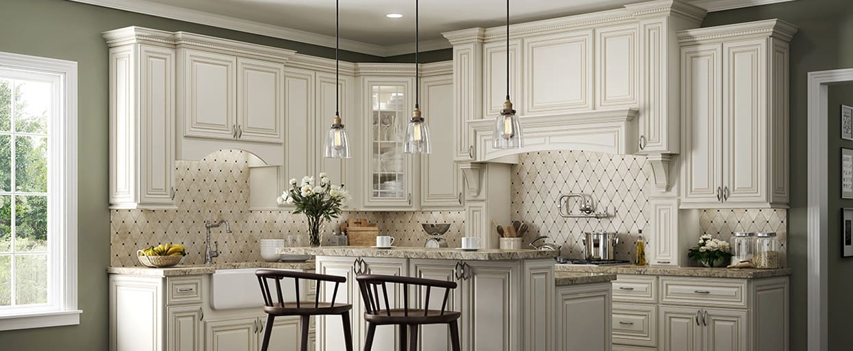 JSI good kitchen cabinets wheaton