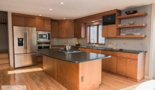 Contemporary Full-Access Kitchen