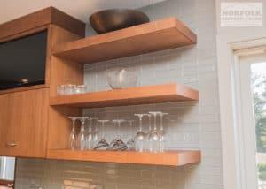 kitchen design shelving