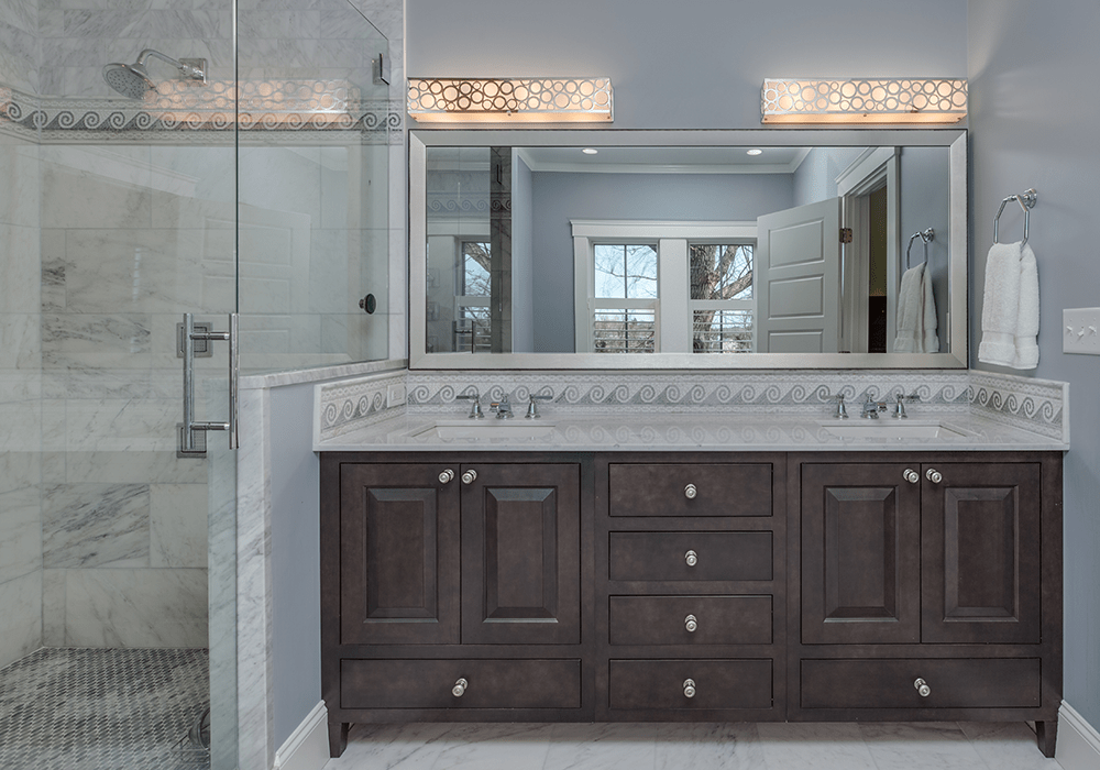 showplace bathroom vanities