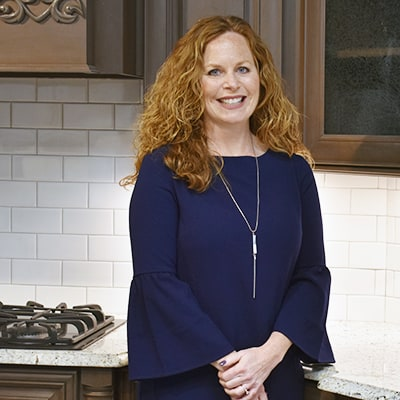 Braintree Kitchen and Bath Designer Danielle Zawalick