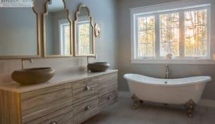 Gorgeous Modern Bath