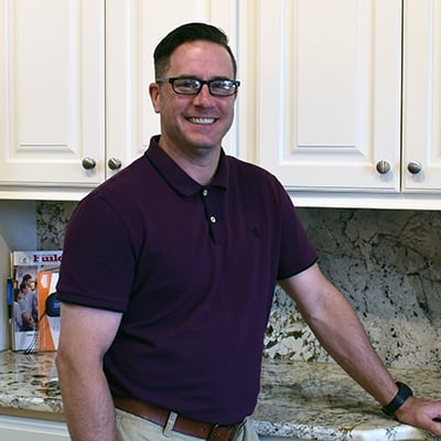 Nashua Kitchen & Bath Designer John