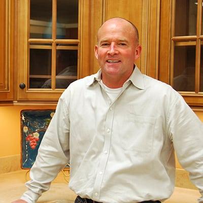 Jeff Cardwell kitchen and bath designer builder sales