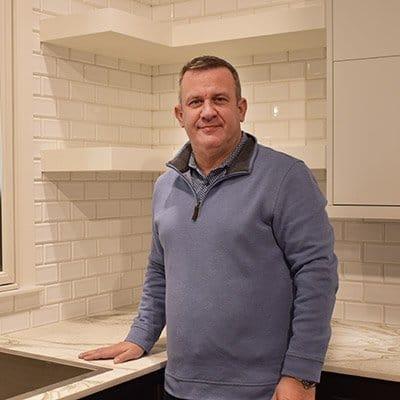 Stephen Marchese, kitchen & bath designer