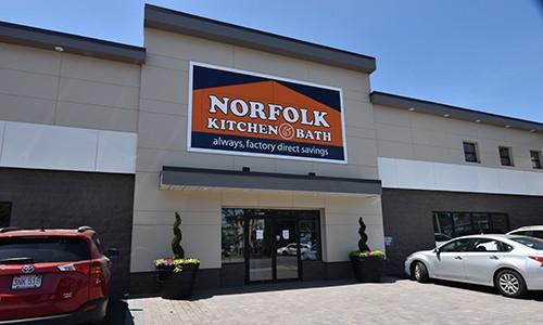 Norfolk Kitchen & Bath Boston