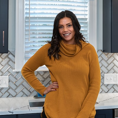 Jessica Mapp, a Norfolk Kitchen & Designer in Boston, MA