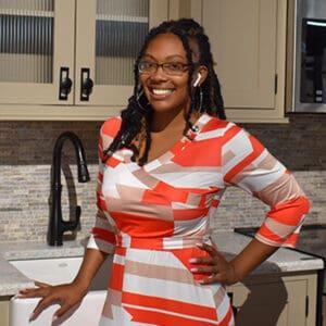 J'Marah, Showroom Coordinator for Norfolk Kitchen & Bath Boston
