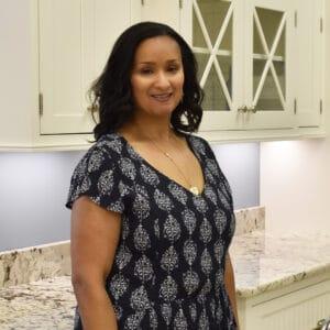Kelly, a kitchen & bath designer at Norfolk Kitchen & Bath Salem