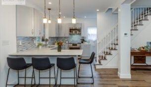 Lakeside Gray Kitchen - Tyngsboro, MA